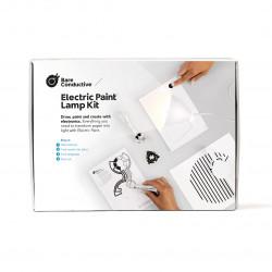 Bare Conductive Electric Paint Lamp Kit - zestaw do tworzenia papierowych lamp