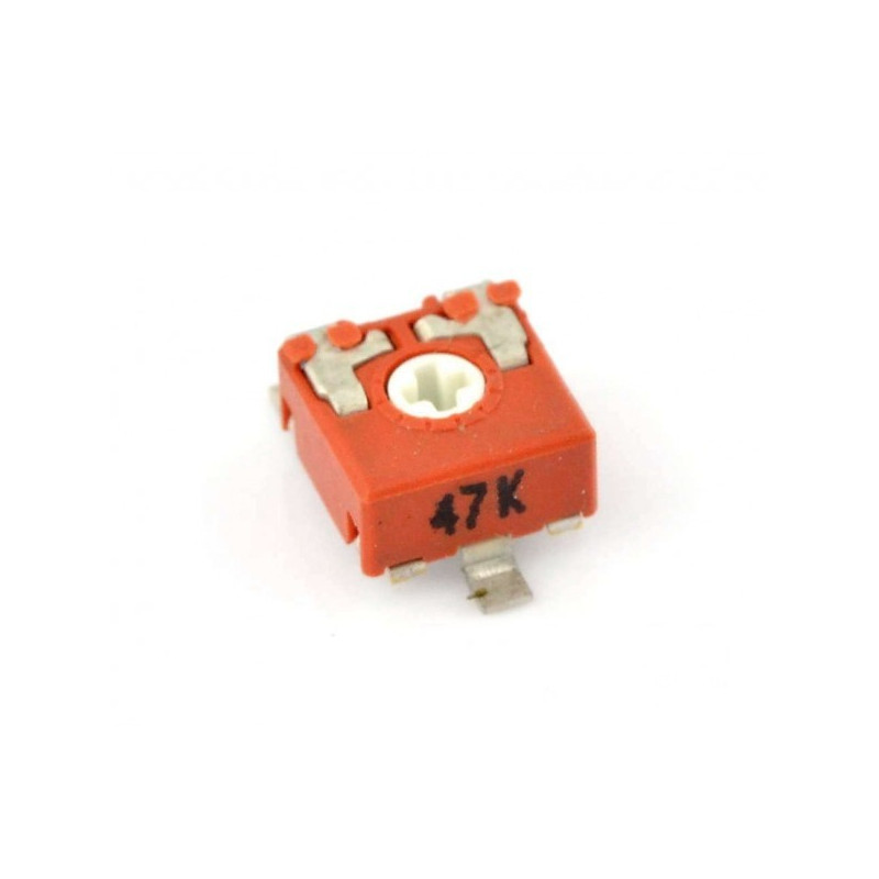 Potentiometer 47kΩ lying - SMD*