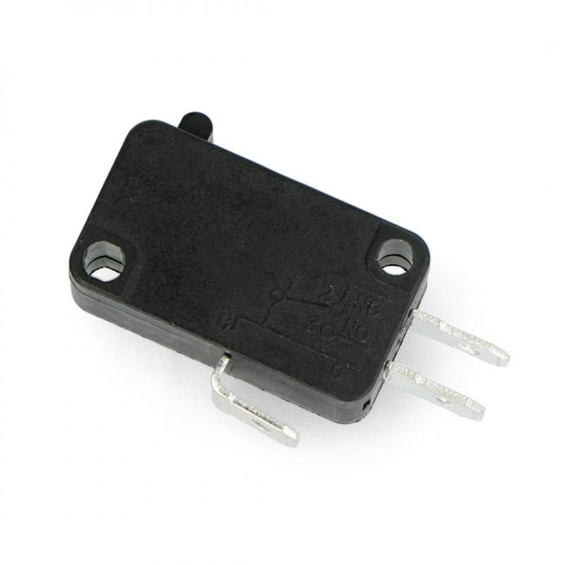 Wyłącznik czujnik krańcowy bez dźwigni - WK807