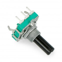 Encoder 24 impulse 20mm - EC16 vertical