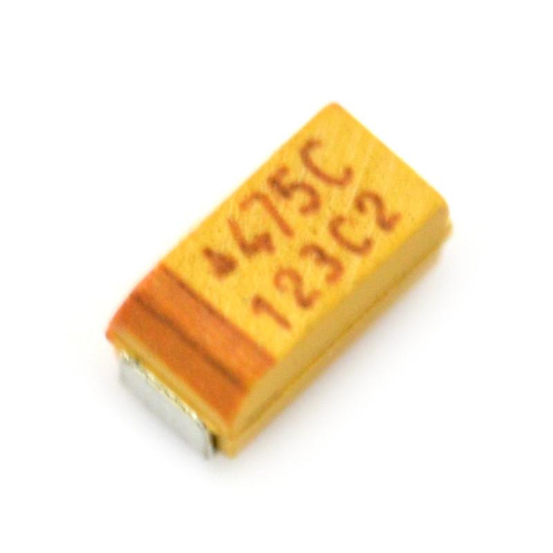 Kondensator tantalowy 4,7uF/16V SMD - A