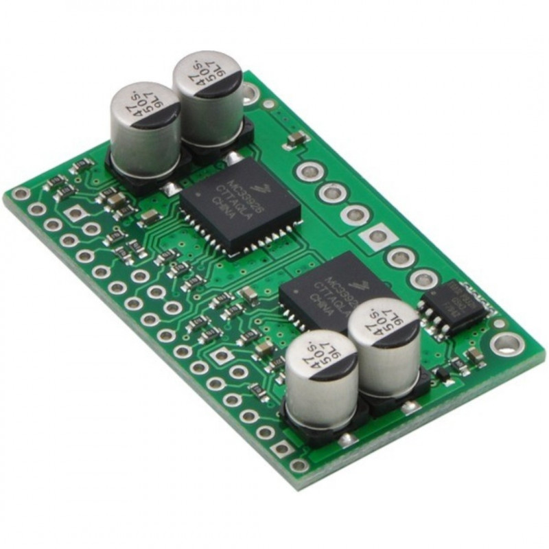 MC33926 - two-channel 28V / 2.5A engine controller