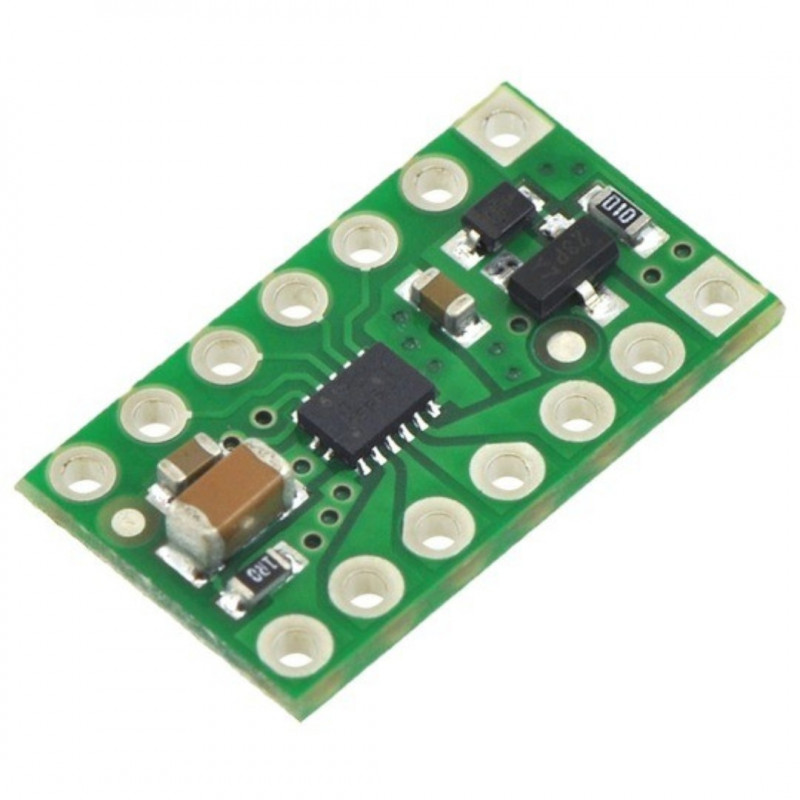 DRV8835 - two-channel motor controller 11V / 1.2A - Pololu 2135