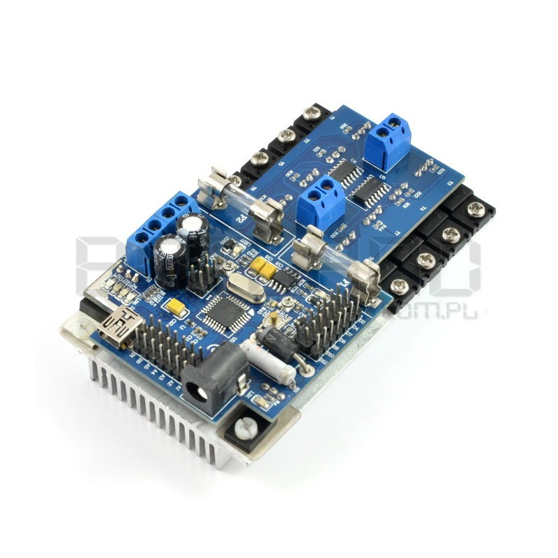 Wild Thumper controller - kontroler robota Dagu 12V / 15A