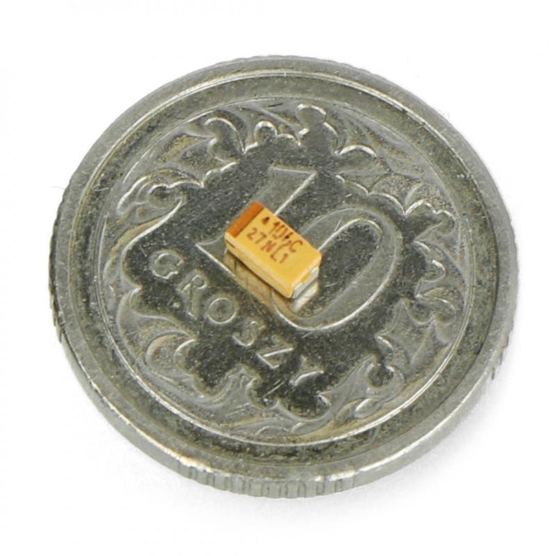 Tantalum capacitor 10uF/16V SMD - A*
