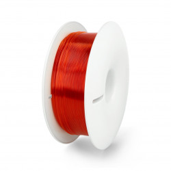 Filament Fiberlogy Easy PETG 1,75mm 0,85kg - Transparent Orange