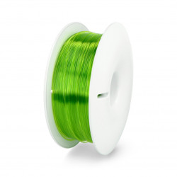 Filament Fiberlogy Easy PETG 1,75mm 0,85kg - Light Green Transparent