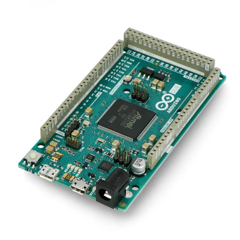 Arduino Due ARM Cortex - module A000062*