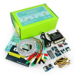 BBC micro:bit Grove Inventor Kit E - kit inventor (projects) + course FORBOT