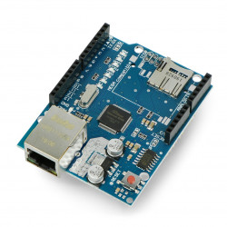 Ethernet Shield W5100 dla Arduino