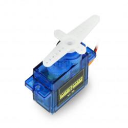 Sonda wodoodporna z czujnikiem temperatury DS18B20 - 1m