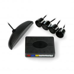 Parking sensors kit - Blow PS-1 - 22mm - black
