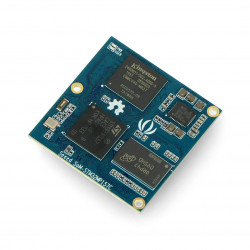 Seeed SoM - STM32MP157C - ARM Cortex A7 - 512 MB RAM