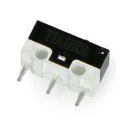 Wyłącznik czujnik krańcowy mini - WK310