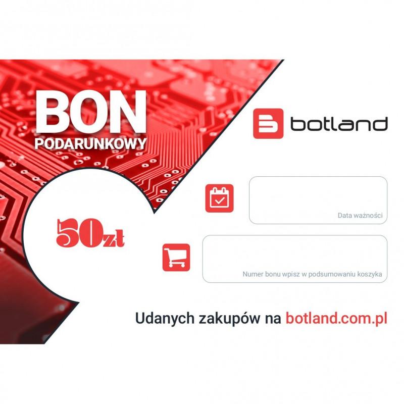 Bon Podarunkowy - 50zł