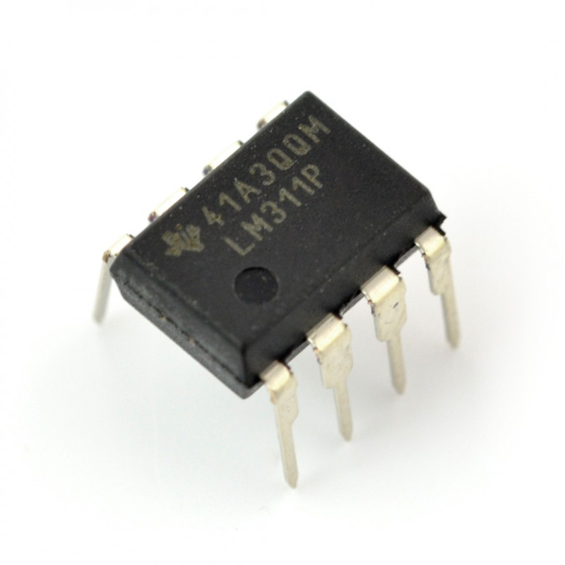 LM311P single-channel comparator_