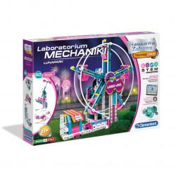 Zestaw konstrukcyjny Laboratorium Mechaniki - Lunapark - Clementoni 50631