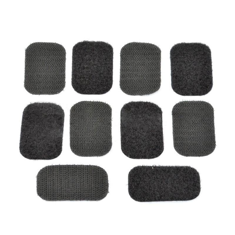 Adhesive velcro 50x30 mm 5 packs