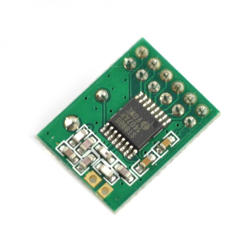 Moduł radiowy - RFM12B-433D 433MHz - transceiver THT
