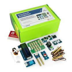 Grove Base Kit PL for Raspberry Pi 4B/3B+ for beginners