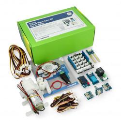 Grove Smart Plant Care Kit - zestaw do budowy automatycznej podlewaczki dla Arduino - Seeedstudio 110060130