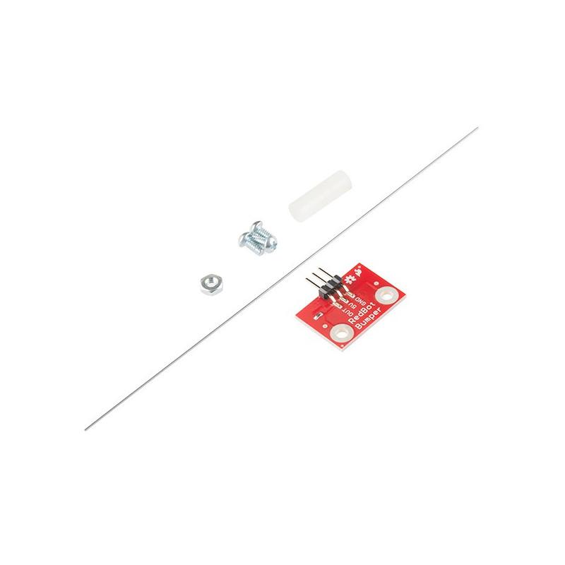 RedBot zderzak - mechaniczny czujnik krańcowy