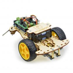 Zestaw do budowy robota + bezpłatny kurs ON-LINE