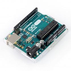 Arduino Uno Rev3 z długimi pinami