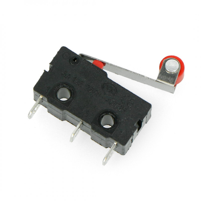 Limit switch mini with roller - WK625*