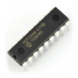 MCP23008-E/P - ekspander wyprowadzeń I2C 8-kanałowy