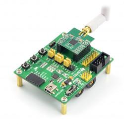 Zestaw startowy ZigBee - ZB502 + Core2530