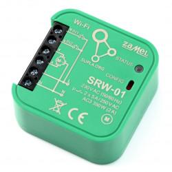 Zamel Supla SRW-01 - sterownik rolet 230V WiFi - aplikacja Android / iOS
