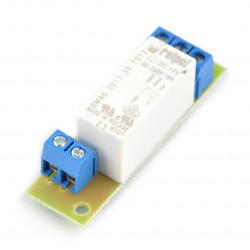 Relay board 16A x 1 for GSM/LAN Kontroler 12V