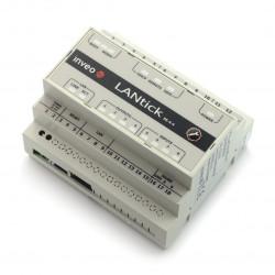 LanTick Pro PE-4-4 - moduł przekaźników sterowany przez sieć
