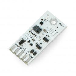 SS-HDC2010 + CCS811 I2C - moduł czujników temperatury, wilgotności i czystości powietrza