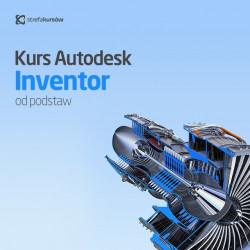 Kurs Autodesk Inventor od podstaw - wersja ON-LINE
