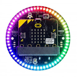 LED ring ZIP Halo HD for the BBC micro:bit - Kitronik 5672