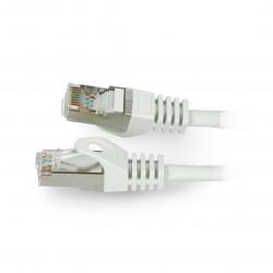 Lanberg Ethernet Patchcord UTP 5e 50m - gray