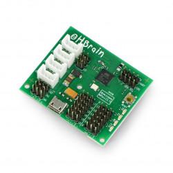Ohbrain - servo's and sensor's controller