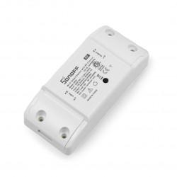 Sonoff RF R2 - przekaźnik 230V - przełącznik RF 433MHz + WiFi Android / iOS