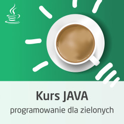 JAVA course for beginners - ON-LINE version