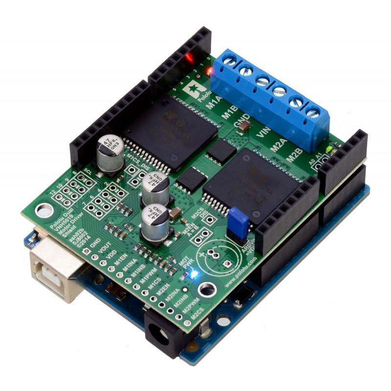VNH5019 dla Arduino