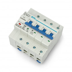 Rozłącznik prądu WiFi Tuya RTX CB63 4P 63A