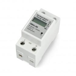 Miernik zużycia energii elektrycznej - watomierz WiFi Tuya ZMAi-90 60A