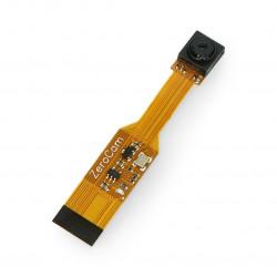 Arducam Spy Raspberry Pi Zero Camera Module, 1/4 Inch 5MP OV5647 Mini IR camera with Flex Cable for pi zero