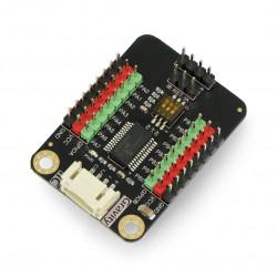 Gravity - MCP23017 I2C expander - 16 I/O - DFRobot DFR0626