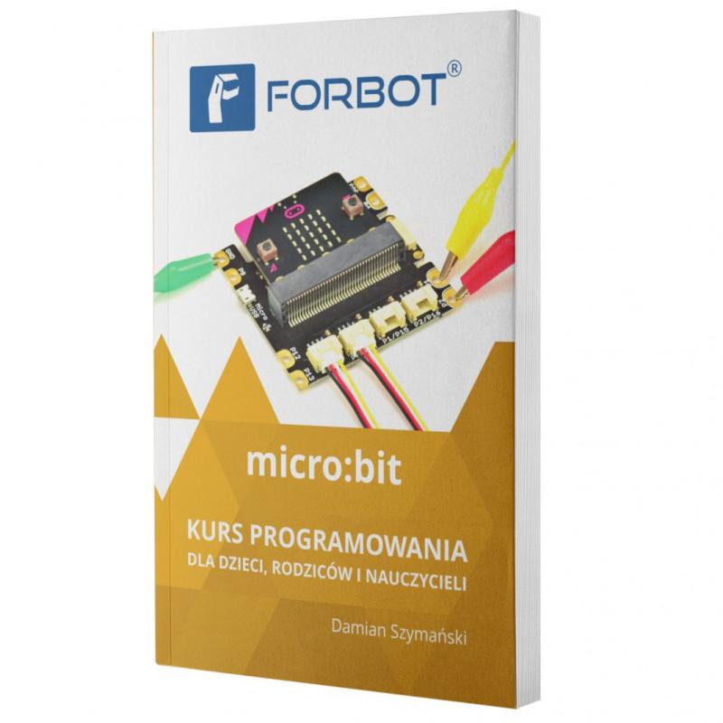 FORBOT - Kurs micro:bit - książka
