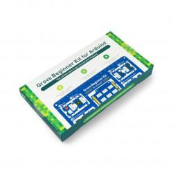 Grove Beginner Kit with 10 Sensors and Seeeduino Lotus