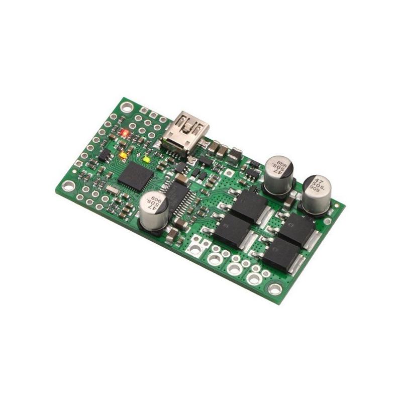 Simple High-Power 18v25 - USB 30V / 25A motor driver - Pololu 1381