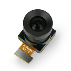 Arducam IMX219 Low Distortion IR Sensitive (NoIR) drop-in replacement for Raspberry Pi V2 Camera and Jetson Nano Camera